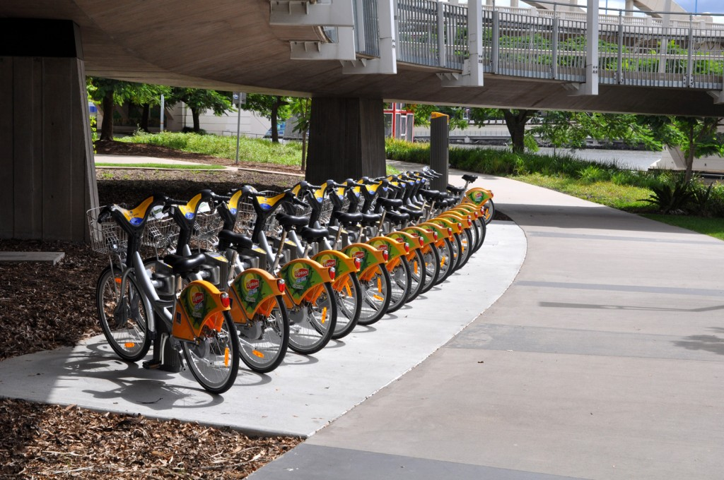 City Cycles available at Southbank