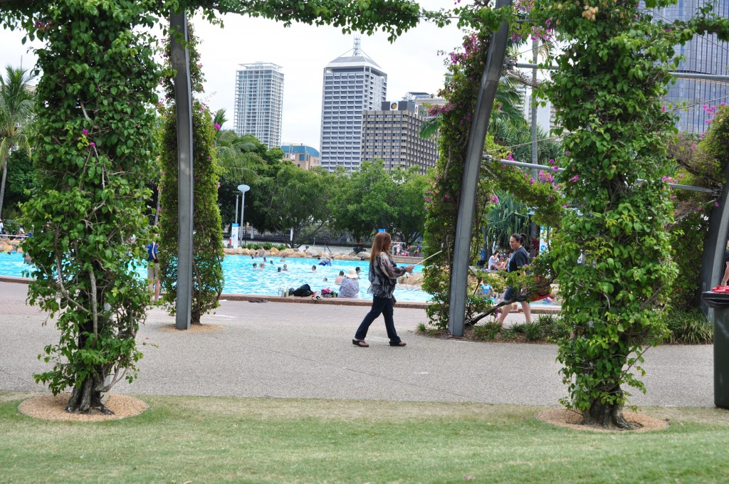 City Beach at Southbank