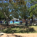 Kids playground at Wynnum