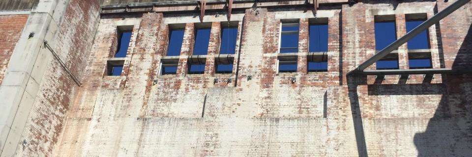 Powerhouse facade